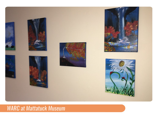 WARC at Mattatuck Museum