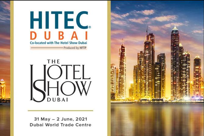 PYXIS Participates in  The Hotel Show Dubai 2021