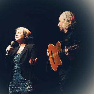 Mylou Frencken en Ronald Schmitz