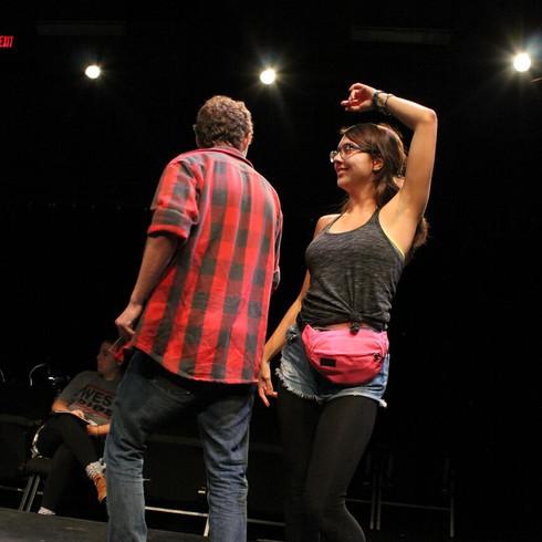 The Residents of Craigslist • TheatreOCU Black Box • Oklahoma City, OK • Photo by: @elinaoftheopera