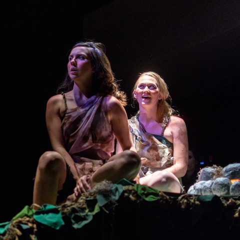 Lord of the Flies • Oklahoma Children's Theatre • Oklahoma City, OK • Photo by: Bryan Cardinale-Powell