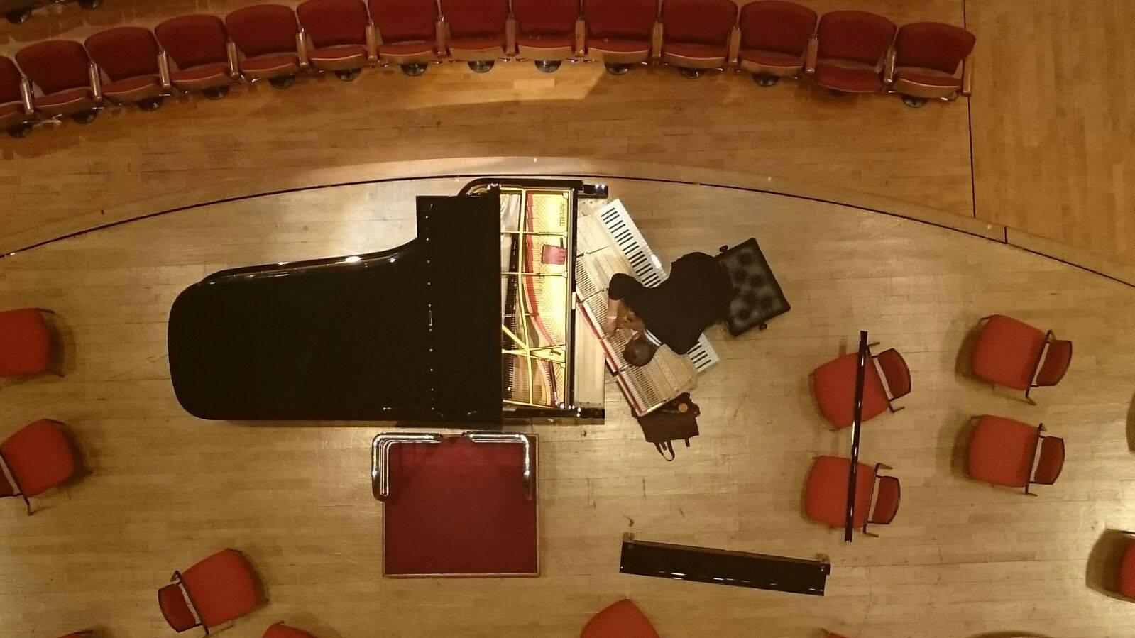 Piano Expert - Concert Piano Tuning Staf