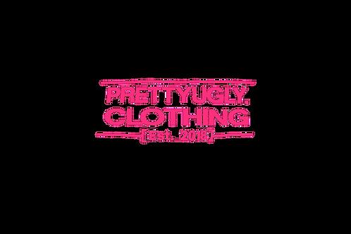 Fluro Pink Embroidered Est. 2018 Crew