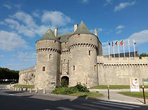 Guérande rempart