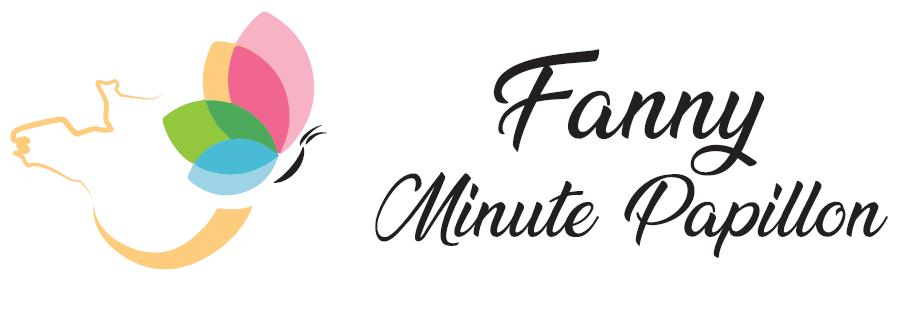 Logo Fanny Minute Papillon