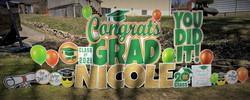Yough School District Grad Sign