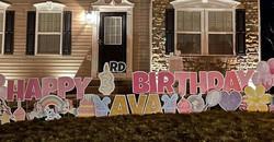 Happy 3rd Birthday Ava!