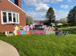 Happy 21st Birthday Logan!