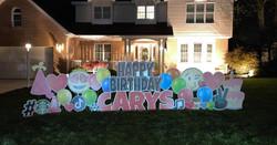 Happy Teen birthday to Carys