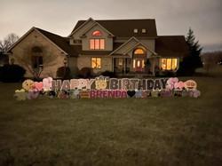 Happy 50th Birthday to Brenda!