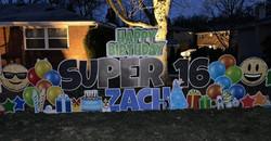 Happy Super 16th Birthday to Zach!