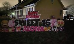 Happy Sweet 16 Birthday to Alona!
