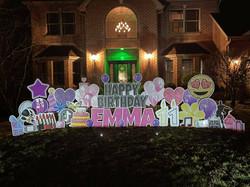 Happy 11 Birthday to Emma!