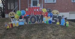 Happy 51st Birthday to Tom!