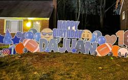 Happy 16th Birthday to Da'Juan!