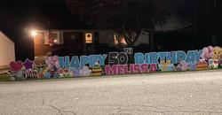 Happy 50th Birthday Melissa!