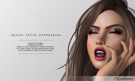 Sexual Facial Expression