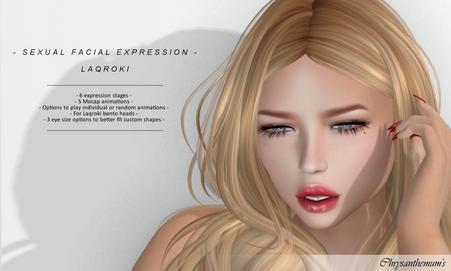 Sexual Facial Expression (Laq)