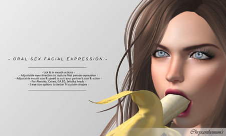 Oral Sex Facial Expression