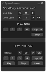 SexyBerry Anim Hud v2.02 (with button)2.