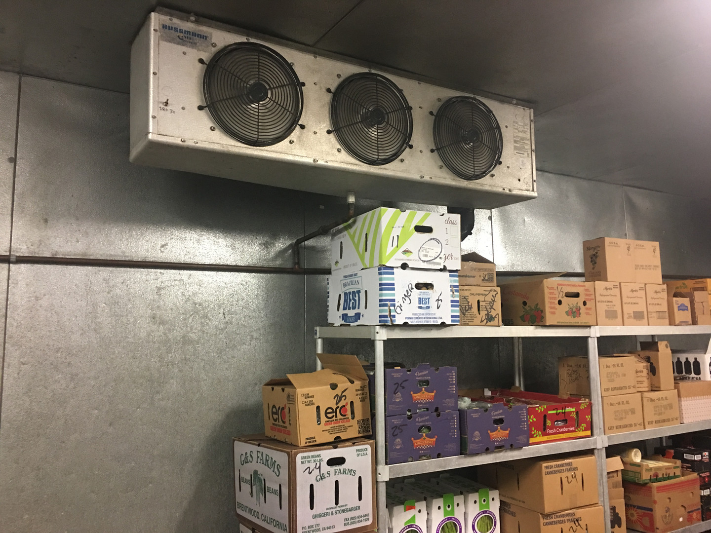 Refrigeration Walk In Box
