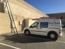 Temp Pro Service Vehicle