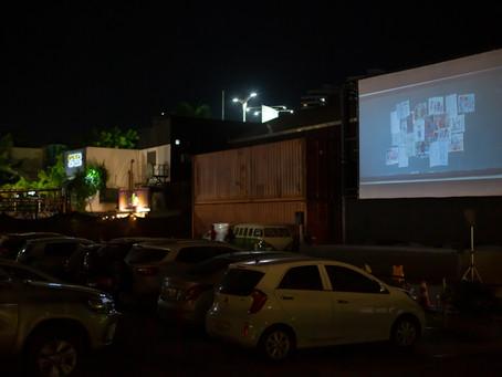 Cineteatro São Luiz encerra programação em formato drive-in após exibir diversos lançamentos