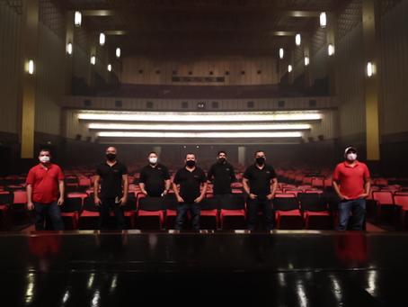 Bastidores do Cineteatro São Luiz serão revelados em Visita Técnica