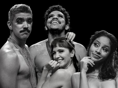 Cineteatro São Luiz realiza leitura dramática de texto de Gilmar de Carvalho