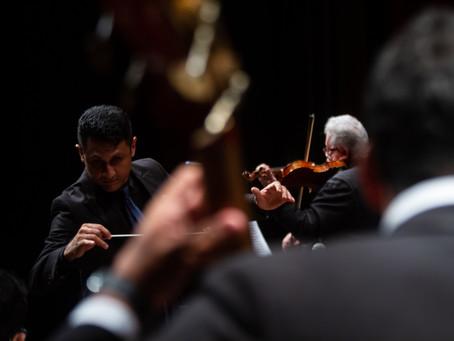 Orquestra Contemporânea reinicia apresentações no Cineteatro