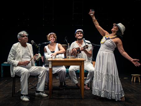 São Luiz recebe em seu palco virtual espetáculo sobre Clara Nunes