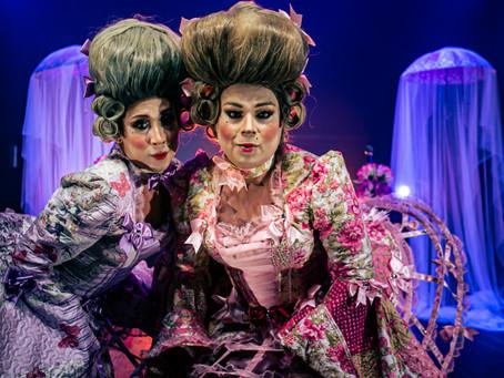 """Exibição do espetáculo """"As Canalhas"""" em alusão ao dia do orgulho LGBTQIA+"""