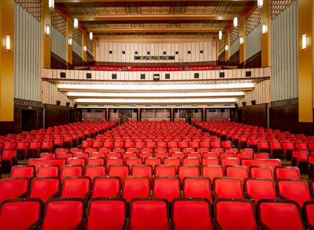 Cineteatro São Luiz retoma as atividades no dia 1º de outubro
