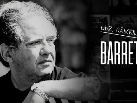 Cineteatro São Luiz exibe documentário sobre Luiz Carlos Barreto nesta quinta (13)