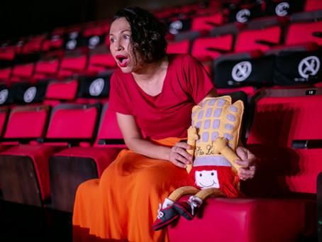 Cineteatro São Luiz celebra seis anos de reabertura com contação sobre sua história