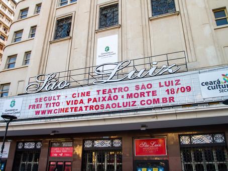 """Cineteatro São Luiz exibe espetáculo """"Frei Tito: vida, paixão e morte"""""""