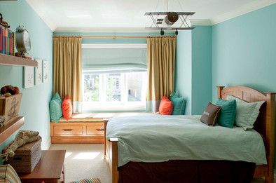 In Home Design Co | childrens room design