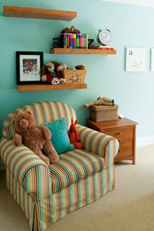 In Home Design Co | childrens room design