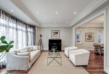 In Home Design Co | living room design