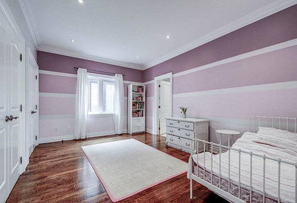 In Home Design Co | girls room design
