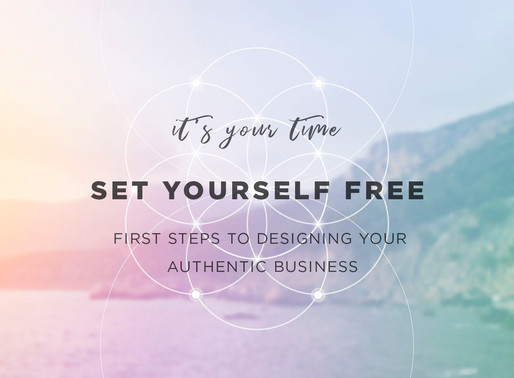 4 first steps to designing your path to freedom