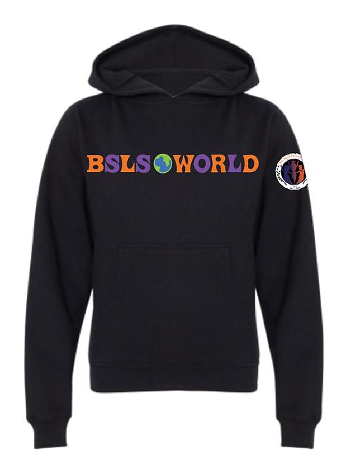 BSLS World Pullover Hoodie