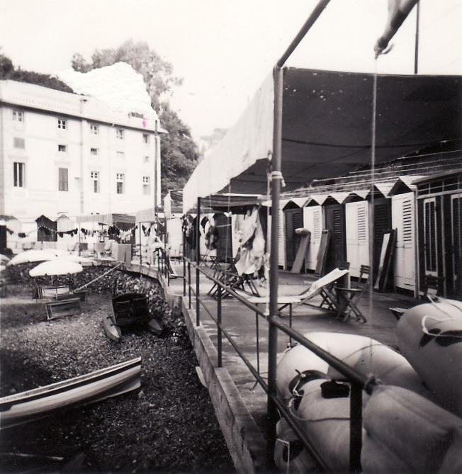 Bagni Bristol anni 50