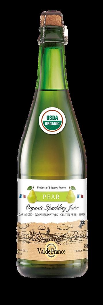 Epicurean French Beverages Organic Sparkling Juices