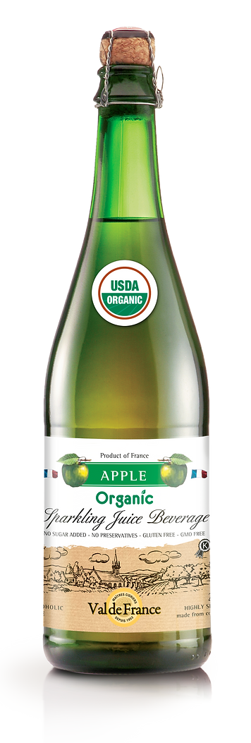 BOUTEILLE VAL DE FRANCE 75CL_Apple_2017.