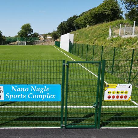 NANO NAGLE SPORTS COMPLEX