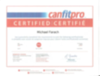 CanFit Pro - Personal Trainer Certification
