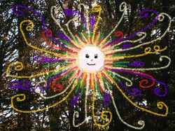 The Happy Sun 4