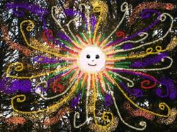 The Happy Sun 5