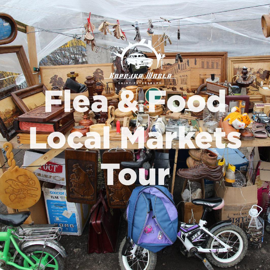 Flea & Food Local Markets Tour